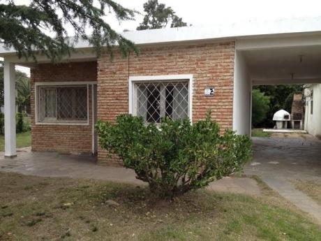 Id 10757 - Dos Casas De 1 Dormitorio Cada Una. Mismo PadrÓn