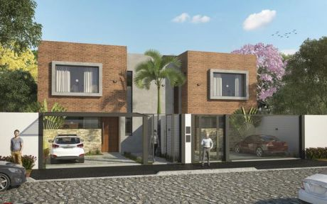 Duplex A Estrenar En Villa Adela Luque