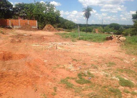 Terreno Recuperado 58 Millones Mariano Roque Alonso Zona Puerto Seguro Financio A Sola Firma
