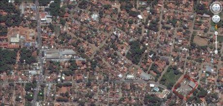 Vendo Terreno En Lambare 6.162 M2 S/ Patricio Escobar