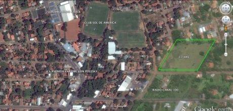 Vendo Terreno 1,7 Has Villa Elisa