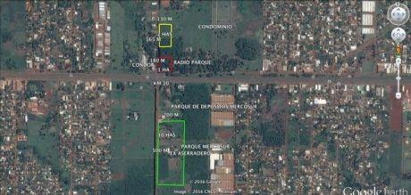 Vendo Terrenos En Cde Km 10  1 Ha 2 Has 10 Has