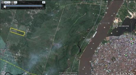20 Has Chaco I Usd 10 X M2 S/ Ruta No Inundable !