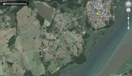 Saltos Del Guaira, Km 2, Sobre Ruta ,1.400 M2