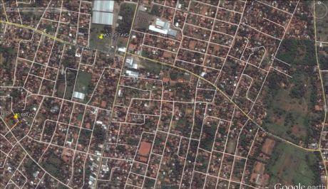 3.600 M2 A 400 Metros De Ruta Luque - San Lorenzo