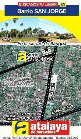 Barrio San Jorge