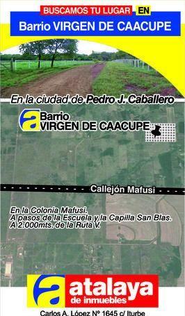 Barrio Virgen De Caacupe