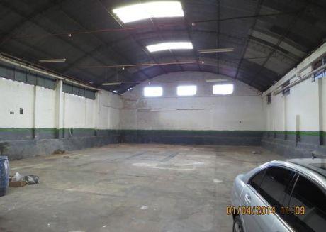 Alquilo Tinglado De 400 M2 Mas Oficinas  Zona Terminal