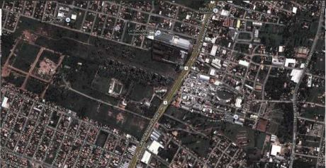 Atencion Oferto Unico Terreno En Esquina Zona Expo Y Shopping Mariano Gs. 20.000.000