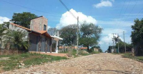 AtenciÓn Mariano A 500 M De La Transchaco Zona Mirador Oferto 2 Hermosos Terrenos Juntos Sobre Empedrado.