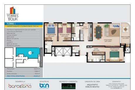 Torres Bolik - Encarnacion - Venta En Pozo De Departamentos Premium