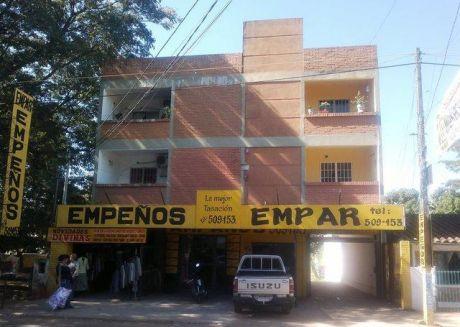 Edificio Sobre Avda. Leopardi. Excelente InversiÓn