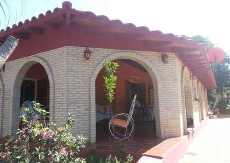Vendo Casa Quinta En Pirayu´i - San Bernardino
