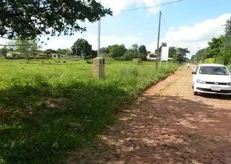 Villa Elisa Bº Mbocayaty Oferto 5 Hermosos Terrenos De 370 Ms Sobre Empedrado