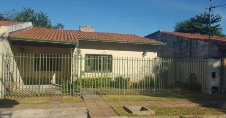 ***financio Casa En En Mejor Barrio De Lambare ***