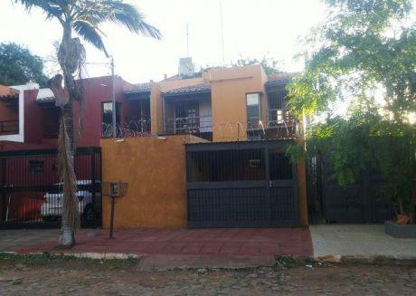 Alquilo Hermoso Duplex En Fernando De La Mora, A 1 Cuadra De Mcal Lopez Zona Dylan, Cescj