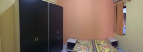 Alquilo Departamento Amoblado; En San Lorenzo, Zona Una, Shopping Pinedo, Materno Infantil