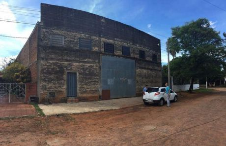 Alquilo Tinglado De 500 M2 En San Lorenzo
