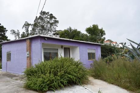 Casa Con Gran Terreno