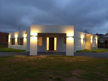 """Casa A Estrenar Barrio Privado """"colinas De Carrasco"""", Divina"""