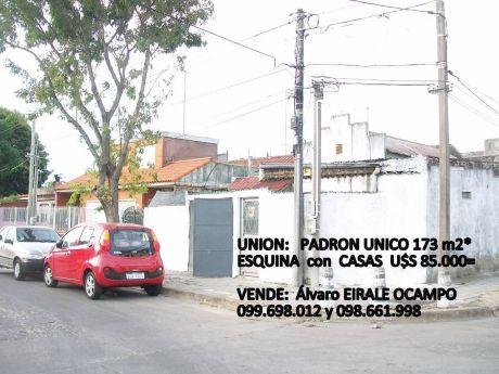 Oferta: U50320 80.000= 2 Casas En Esquina Ideal 2 Familias