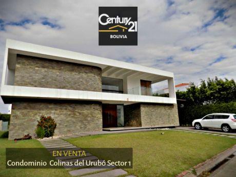 Casa De Lujo En Venta Colinas Del UrubÓ Sector1