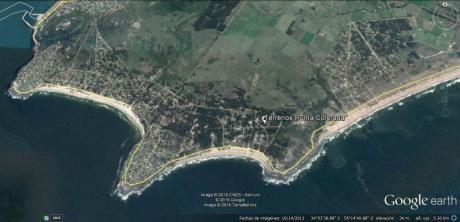 Venta De Terrenos En Esquina, Punta Colorada