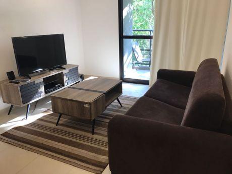 Alquilo Departamento De Un Dormitorio Amoblado Barrio Mburucuya