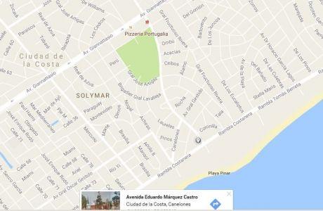 Dueño Vende Casa En Solymar (a Metros De Playa)