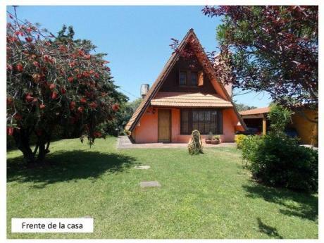 Id 10595 - Imperdible Oportunidad En Pinar Sur- Casa- 25 Mts. De Frente