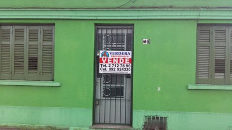 Casa 3 Dorm Y Patio Con Parrillero