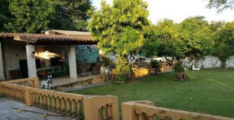 (cod 554) Casa Tipo Quinta - En San Antonio