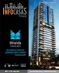 Revista Infocasas Paraguay, Número 05, Mayo 2015
