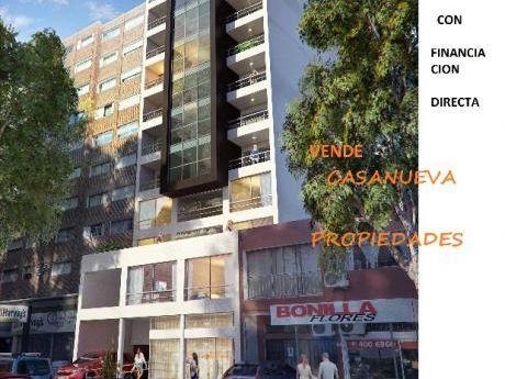 Estrene Rivera Y Acevedo Diaz-monoambientes Y 1 Dormitorio- Garages