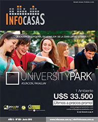 Revista Infocasas, Número 51, Junio 2015
