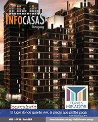 Revista Infocasas Paraguay, Número 06, Junio 2015