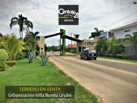 Terreno En Venta Urbanizacion Villa Bonita-urubÓ