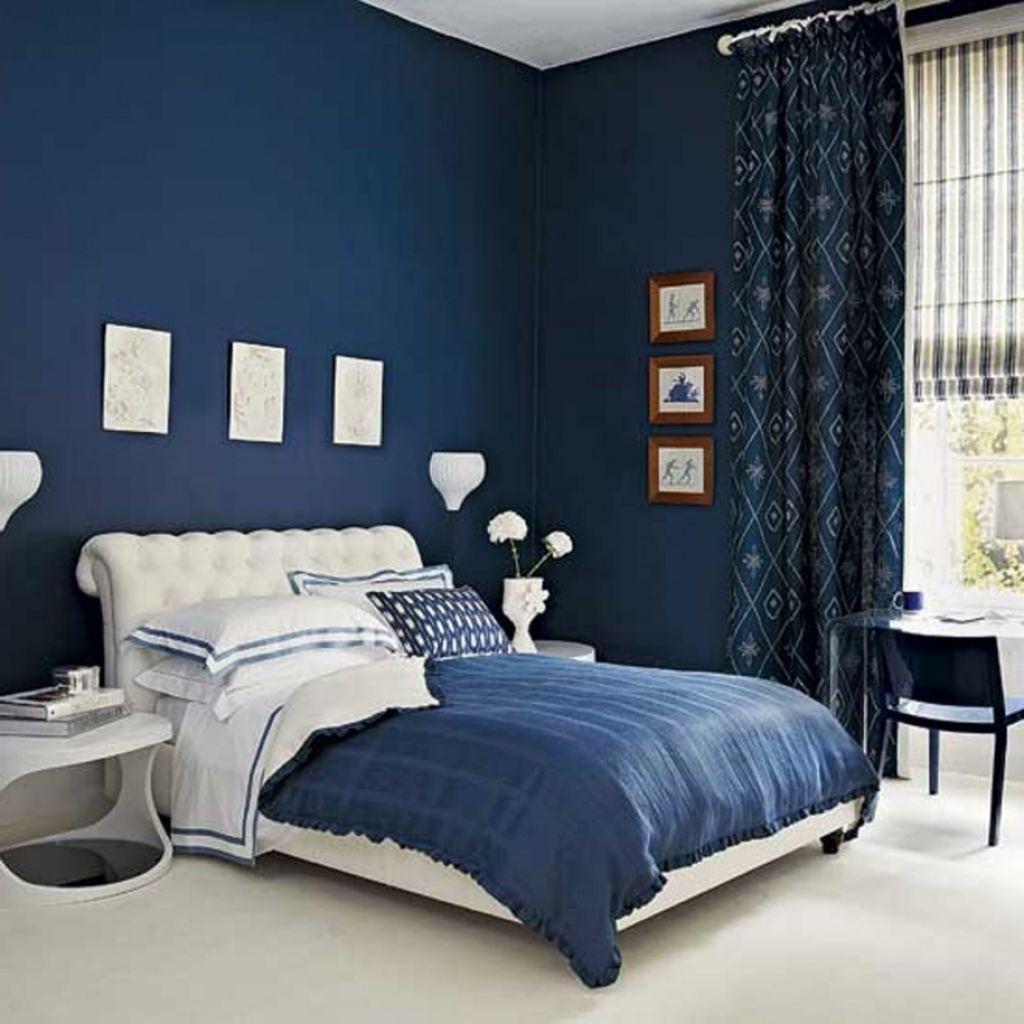 Schlafzimmer Design Blau: Modernes schlafzimmer design kreative ...