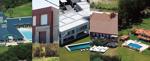 ¿Ya conocías las casas de los famosos en Punta Del Este?