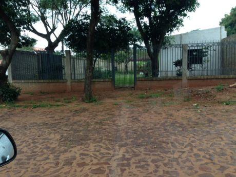 Vendo Terreno En San Lorenzo. A 1 Cuadra De La Avda Ortiz Guerrero