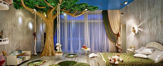 10 dormitorios fantásticos que siempre soñaste cuando niño