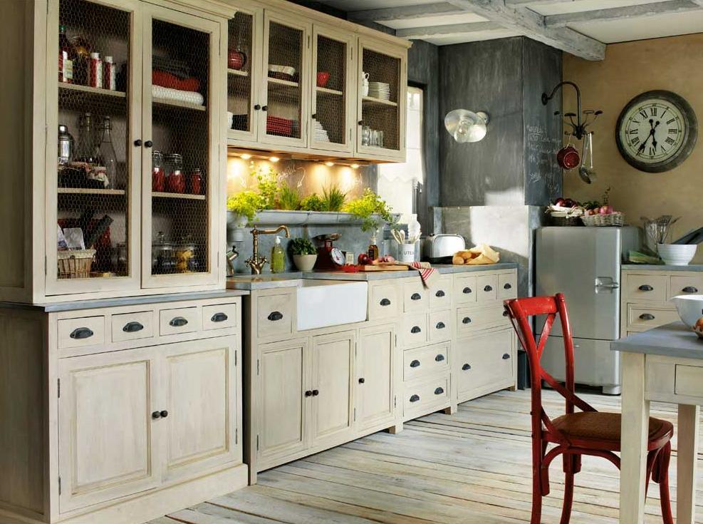 muebles auxiliares cocina vintage dejte llevar por la nostalgia del estilo vintage y decora tu
