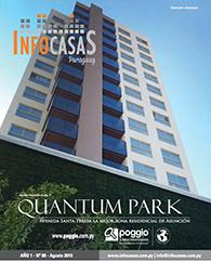 Revista Infocasas Paraguay, Número 08, Agosto 2015