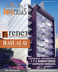 Revista InfoCasas, Número 53, Agosto 2015