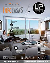 Revista InfoCasas, Número 54, Setiembre 2015