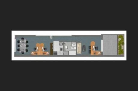 Front Park - Venta Con Renta - 1 Dormitorio