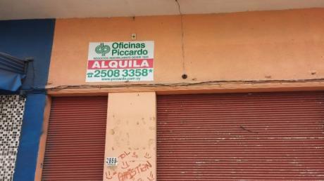 Larravide Y Purificacion Al Frente Local Comercial