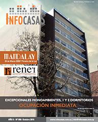 Revista InfoCasas, Número 55, Octubre 2015