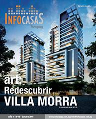 Revista Infocasas Paraguay, Número 10, Octubre 2015