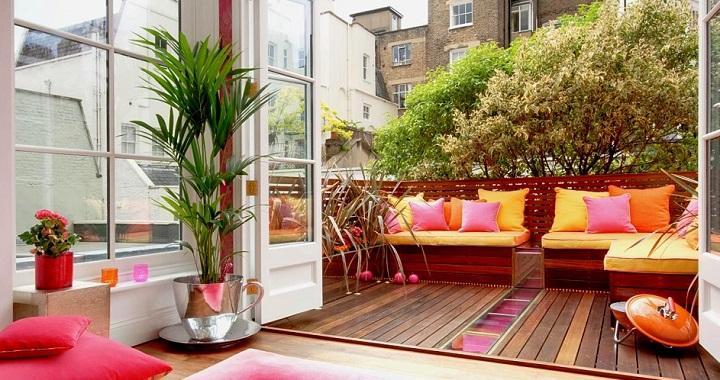 C mo disfrutar del verano en el hogar infocasas for Como remodelar una terraza